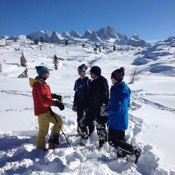 Skitourenkurs alpin