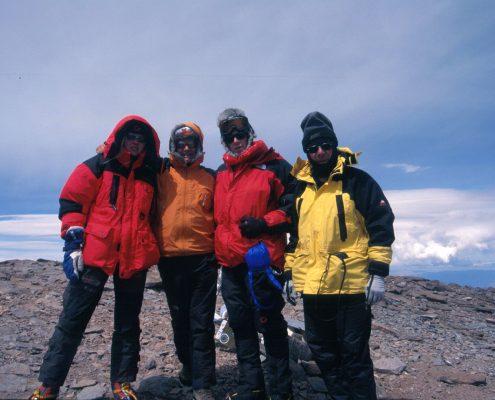 Aconcagua Gipfelbild