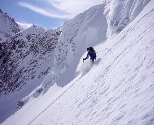Chamonix Valle de Blanche Requinvariante