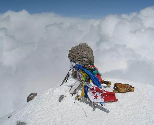 Elbrus Gipfel