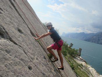Kletterurlaub Gardasee