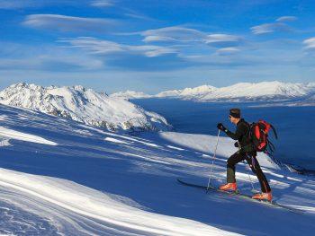 Skitour Gillavarri