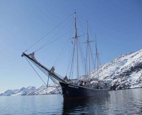 Grönland Rembrand van Ryn