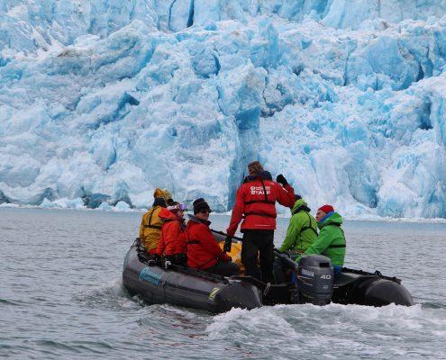 Grönland Überfahrt