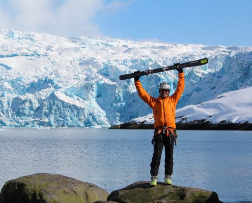 Grönland ewigess Eis