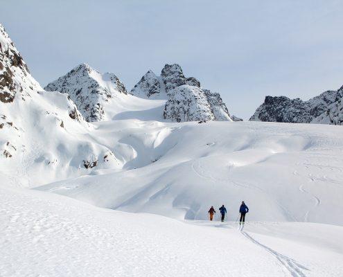 Grönland verlockende Hänge