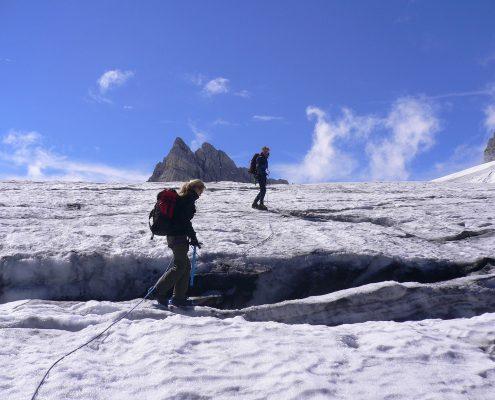 Grundkurs Bergsteigen