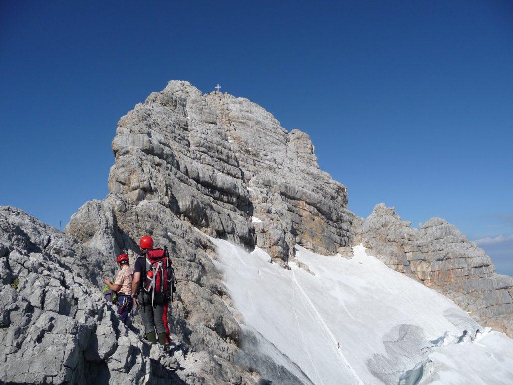 Klettersteig Dachstein : Laserer alpin klettersteige dachstein
