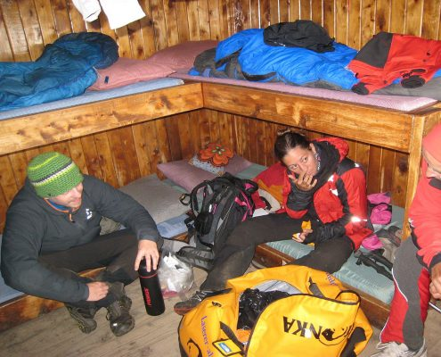 Horombo Hütte