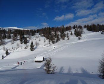Skitouren Innerkrems Nockberge