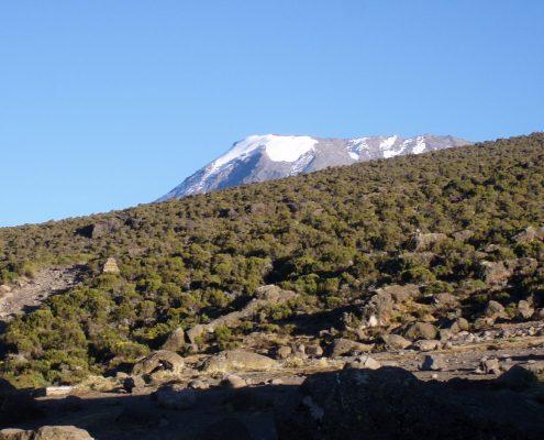 Kibo Gipfel