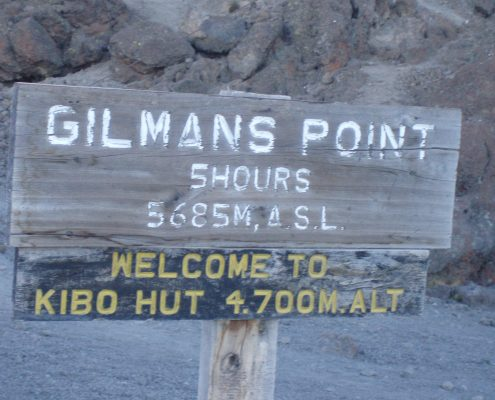 Gilmanspoint