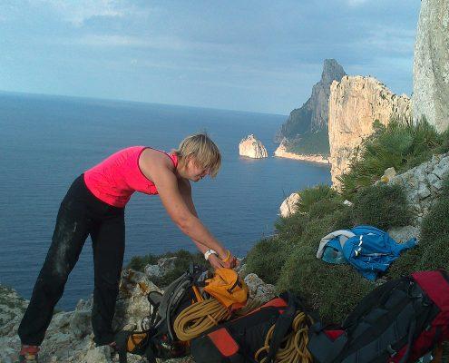 Klettern Mallorca
