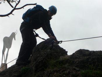 Klettersteig Rakousko : Laserer alpin klettersteige dachstein