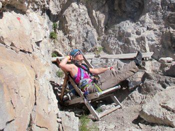 Klettersteig Gardasee : Laserer alpin klettersteige gardasee arco