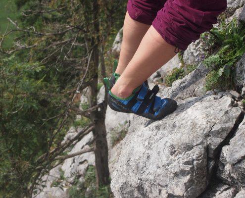 Kletterurlaub Friaul