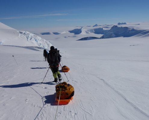 Mt.Vinson Branscombglacier