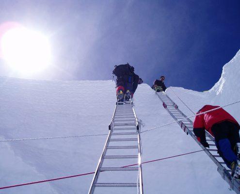 Khumbu Eisfall
