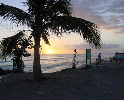 Reunion Südsee