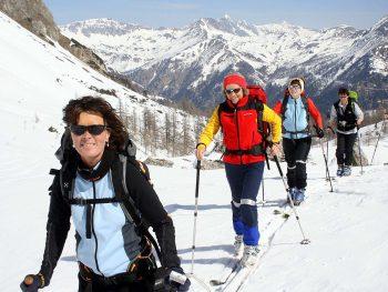 Skitouren Zederhaus