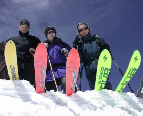 Skitouren Hoher Atlas Marokko