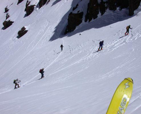 Skitouren Hoher Atlas Afaella