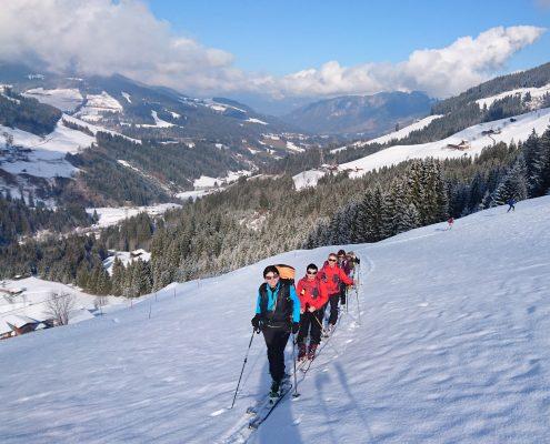 Skitouren Kitzbuehel
