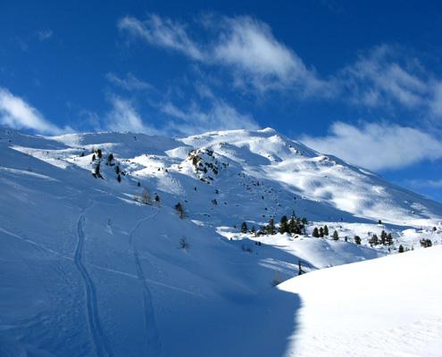 Skitouren Münstertal