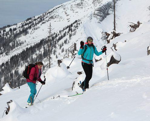 Skitourenkurs Gosau Gamsfeld