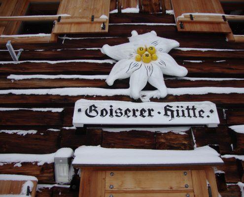 Skitourenkurs Gosau Goisererhuette