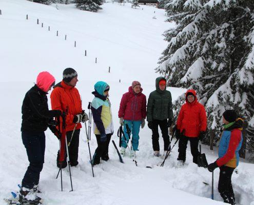Skitourenkurs alpin Ausbidlung