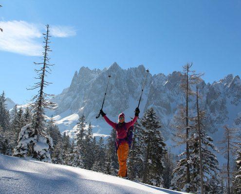 Skitourenkurs premium