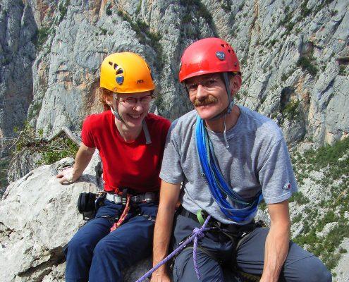 Kletterurlaub Velebit